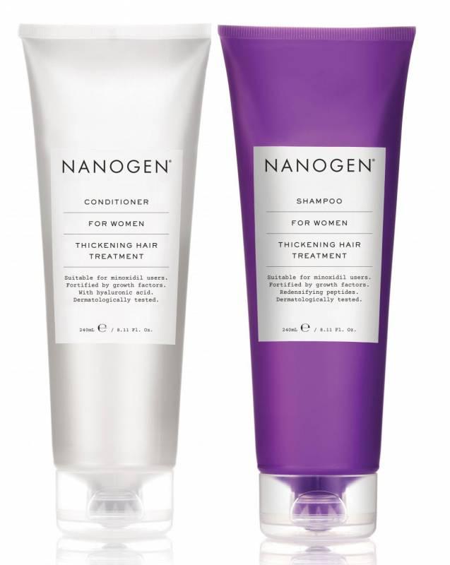 Szampon   Odżywka Nanogen